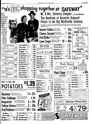 The Courier News from Blytheville, Arkansas on February 24, 1955 · Page 4