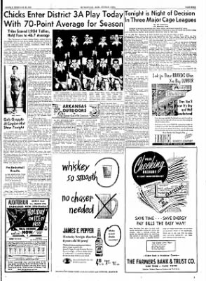 The Courier News from Blytheville, Arkansas on February 28, 1955 · Page 9
