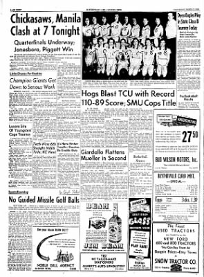 The Courier News from Blytheville, Arkansas on March 2, 1955 · Page 10