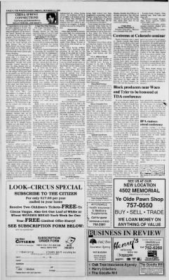 The Waco Citizen From Waco Texas On October 13 1989 Page 4