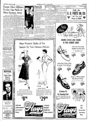 The Courier News from Blytheville, Arkansas on March 3, 1955 · Page 5