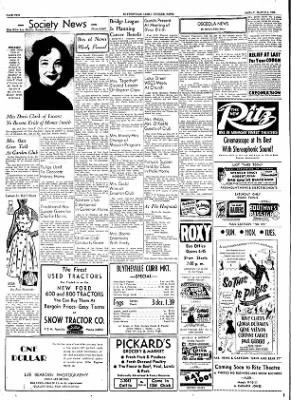The Courier News from Blytheville, Arkansas on March 4, 1955 · Page 2