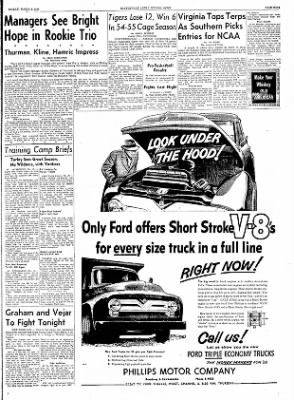 The Courier News from Blytheville, Arkansas on March 4, 1955 · Page 9