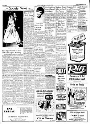 The Courier News from Blytheville, Arkansas on March 7, 1955 · Page 2