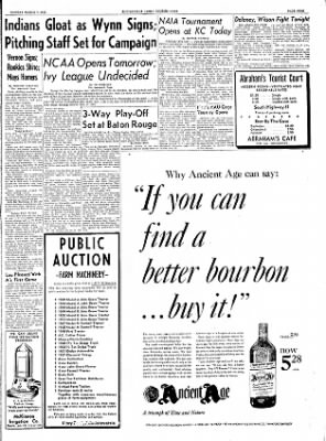 The Courier News from Blytheville, Arkansas on March 7, 1955 · Page 9