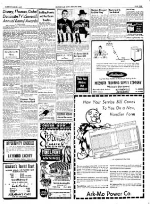 The Courier News from Blytheville, Arkansas on March 8, 1955 · Page 5
