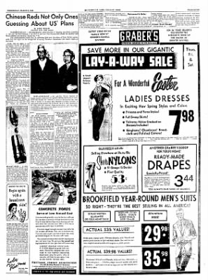 The Courier News from Blytheville, Arkansas on March 9, 1955 · Page 7
