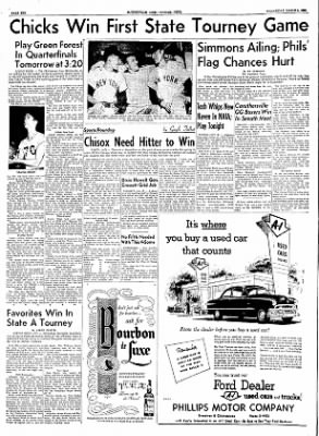 The Courier News from Blytheville, Arkansas on March 9, 1955 · Page 10