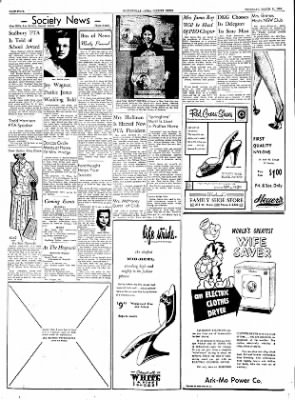 The Courier News from ,  on March 10, 1955 · Page 4