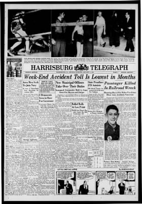 Harrisburg Telegraph from Harrisburg, Pennsylvania on January 5, 1942 · Page 9