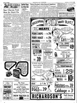 The Courier News from Blytheville, Arkansas on March 10, 1955 · Page 14