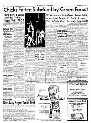 The Courier News from Blytheville, Arkansas on March 11, 1955 · Page 8