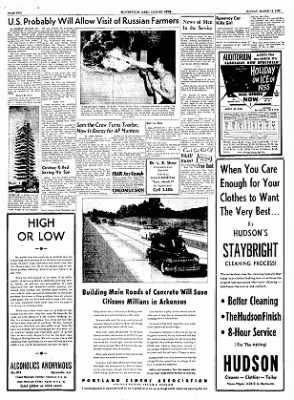 The Courier News from Blytheville, Arkansas on March 14, 1955 · Page 2