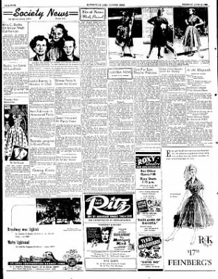 The Courier News from Blytheville, Arkansas on June 19, 1952 · Page 2