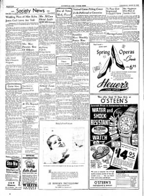 The Courier News from Blytheville, Arkansas on March 16, 1955 · Page 4