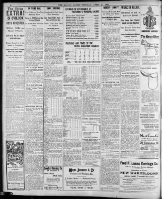 The Boston Globe from Boston, Massachusetts on April 21, 1903 · 8