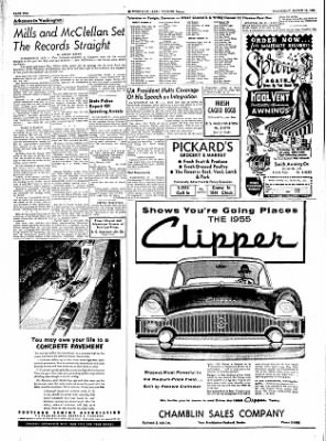 The Courier News from Blytheville, Arkansas on March 16, 1955 · Page 10