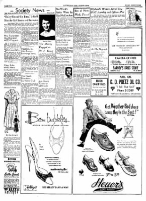 The Courier News from Blytheville, Arkansas on March 18, 1955 · Page 4