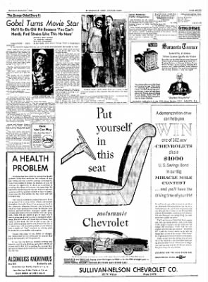 The Courier News from Blytheville, Arkansas on March 21, 1955 · Page 7
