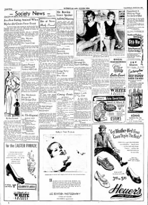 The Courier News from Blytheville, Arkansas on March 23, 1955 · Page 4