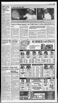El Paso Times from El Paso, Texas on June 10, 1990 · 53