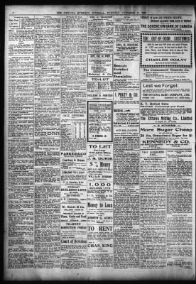 The Ottawa Journal from Ottawa, Ontario, Canada on October 21, 1902