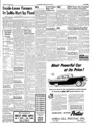 The Courier News from Blytheville, Arkansas on March 25, 1955 · Page 3