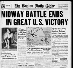 Battle of Midway - Topics on Newspapers com