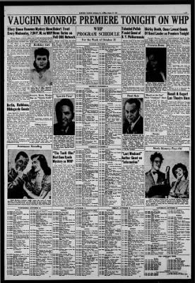 Harrisburg Telegraph from Harrisburg, Pennsylvania on October 12, 1946 · Page 17