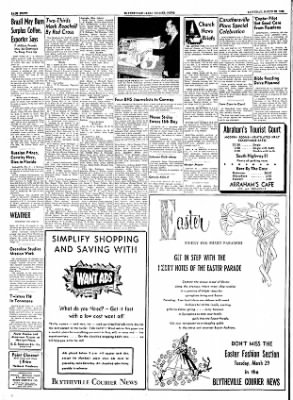 The Courier News from Blytheville, Arkansas on March 26, 1955 · Page 8