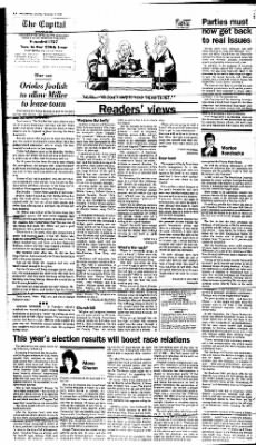 The Capital from Annapolis, Maryland on November 9, 1996 · Page 8
