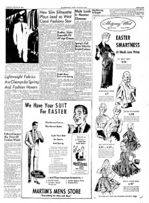 The Courier News from Blytheville, Arkansas on March 29, 1955 · Page 9