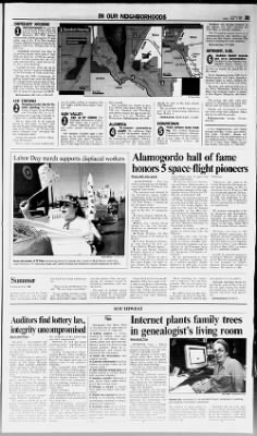 El Paso Times from El Paso, Texas on September 2, 1997 · 9