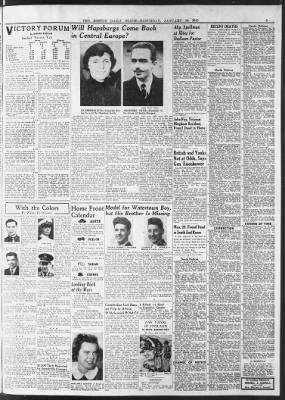 The Boston Globe from Boston, Massachusetts on January 30, 1943 · 5