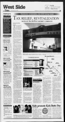 El Paso Times from El Paso, Texas on April 20, 2005 · 11