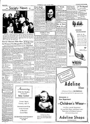 The Courier News from Blytheville, Arkansas on March 31, 1955 · Page 4