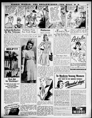Daily News From New York New York On April 30 1941 251