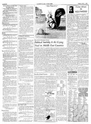 The Courier News from Blytheville, Arkansas on April 1, 1955 · Page 4