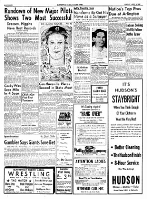 The Courier News from ,  on April 4, 1955 · Page 8