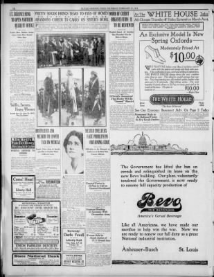 El Paso Times from El Paso, Texas on February 27, 1919 · 10