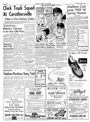 The Courier News from Blytheville, Arkansas on April 5, 1955 · Page 8