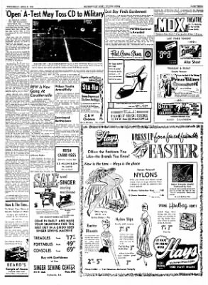 The Courier News from Blytheville, Arkansas on April 6, 1955 · Page 3