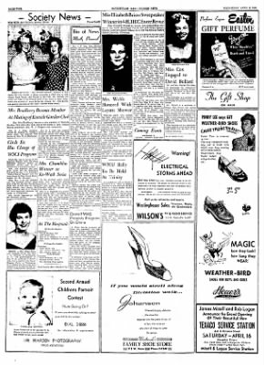 The Courier News from Blytheville, Arkansas on April 6, 1955 · Page 4
