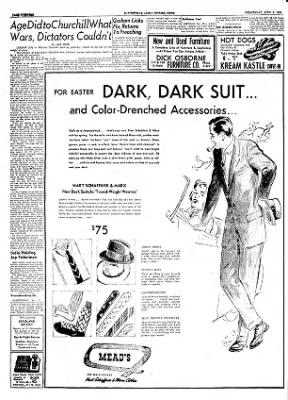 The Courier News from Blytheville, Arkansas on April 6, 1955 · Page 14