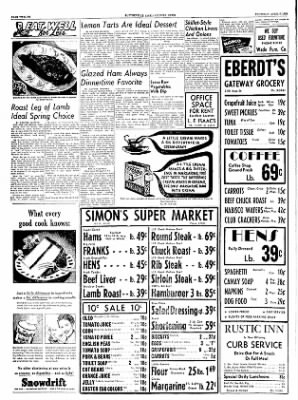 The Courier News from Blytheville, Arkansas on April 7, 1955 · Page 12