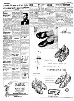 The Courier News from Blytheville, Arkansas on April 8, 1955 · Page 14