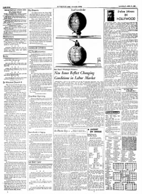 The Courier News from Blytheville, Arkansas on April 9, 1955 · Page 3