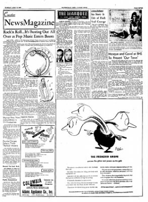 The Courier News from Blytheville, Arkansas on April 12, 1955 · Page 7
