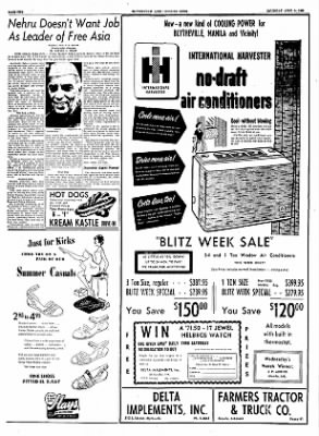 The Courier News from Blytheville, Arkansas on April 14, 1955 · Page 2