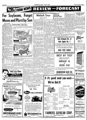 The Courier News from Blytheville, Arkansas on April 15, 1955 · Page 10
